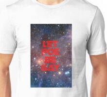 Let Poe Be Gay Unisex T-Shirt