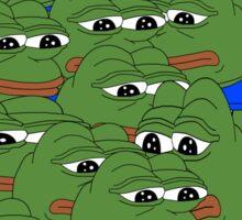 Sad Pepe Spam Sticker