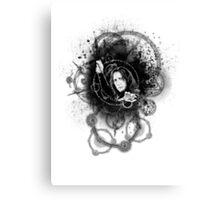 A Potions Master 02 - Magical Circles Template Canvas Print