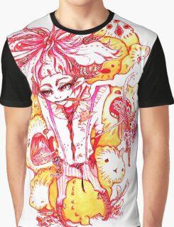 mushroom boy Graphic T-Shirt
