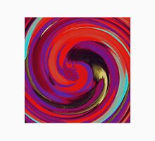 Modern Swirl Abstract Art #2 Unisex T-Shirt