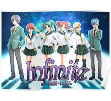 Infinite Manga - Group Image Poster