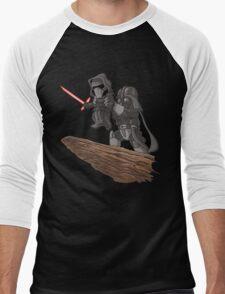 Star Wars Lion King Men's Baseball ¾ T-Shirt
