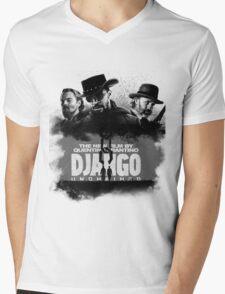 Django Mens V-Neck T-Shirt