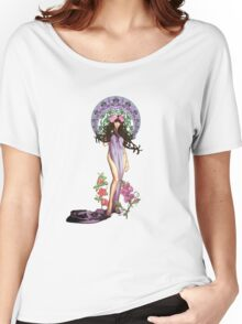 Nouveau Angelina Women's Relaxed Fit T-Shirt
