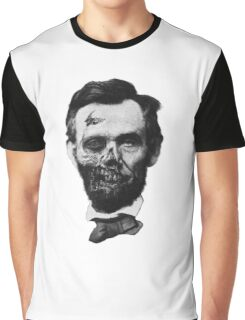Undead Lincoln Graphic T-Shirt