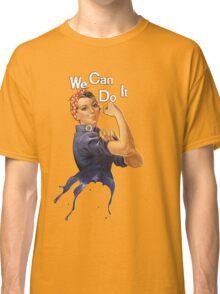 We Can Do It SPLASH!! Classic T-Shirt