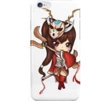 Chibi Blood Moon Akali - League of Legends iPhone Case/Skin