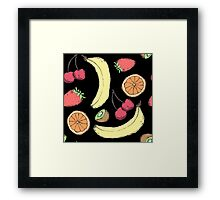 Fruit salad  Framed Print