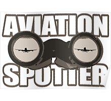 Aviation Spotter 3 Poster