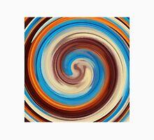 Modern Swirl Abstract Art #4 Unisex T-Shirt
