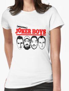 Joker Boys Womens Fitted T-Shirt
