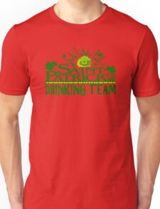 St Patricks Day Drinking Team Unisex T-Shirt