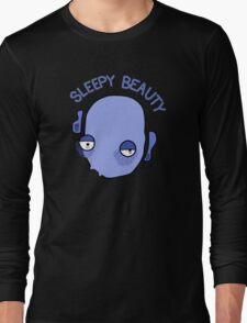 Sleepy Beauty Long Sleeve T-Shirt
