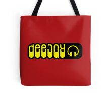DeeJay Music Quote Tote Bag
