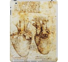 Heart And Its Blood Vessels iPad Case/Skin