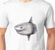 Ocean sunfish (Mola mola) Unisex T-Shirt