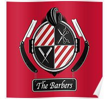 The barbers Poster