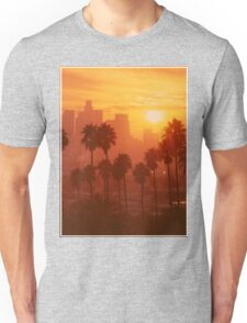 California Sunset  Unisex T-Shirt