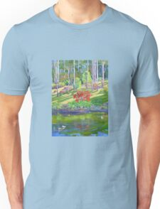 Tamborine Mountain Botanical Gardens ,Early Spring Unisex T-Shirt