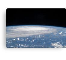 Hurricane Ike Canvas Print