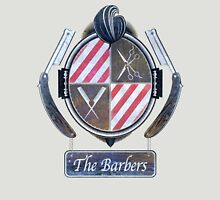 the barbers vintage Unisex T-Shirt