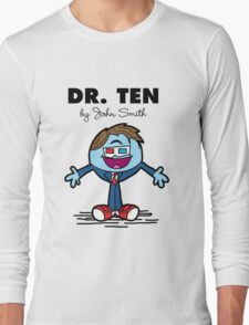 Dr Ten Long Sleeve T-Shirt