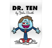 Dr Ten Poster