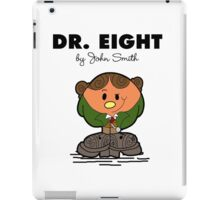 Dr Eight iPad Case/Skin