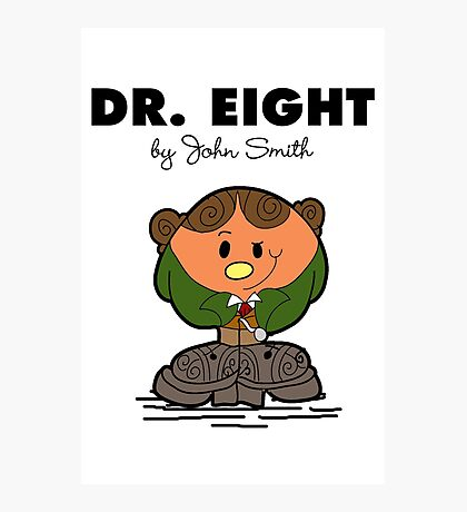 Dr Eight Photographic Print
