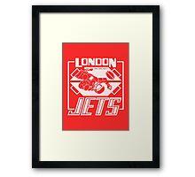 London Jets - Red Dwarf Artwork Framed Print