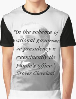 Presidency - Grover Cleveland Graphic T-Shirt