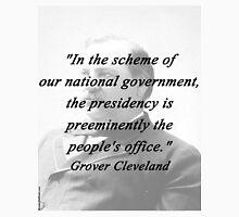 Presidency - Grover Cleveland Unisex T-Shirt