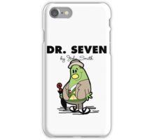 Dr Seven iPhone Case/Skin