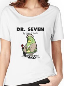 Dr Seven Women's Relaxed Fit T-Shirt