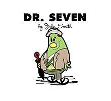 Dr Seven Photographic Print