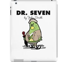 Dr Seven iPad Case/Skin