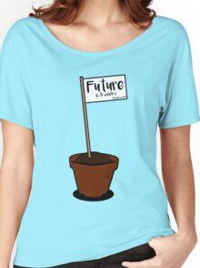 Future in progress Women's Relaxed Fit T-Shirt