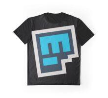 PewDiePie Logo - Brofist 8bit  Graphic T-Shirt