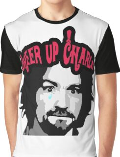 Cheer Up, Charlie!   Graphic T-Shirt