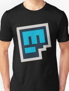 PewDiePie Logo - Brofist 8bit  Unisex T-Shirt
