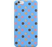 DONUT TOUCH iPhone Case/Skin