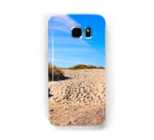Keep Walking To Find Miracles Samsung Galaxy Case/Skin