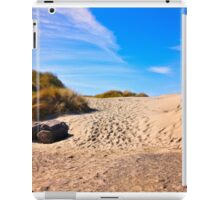 Keep Walking To Find Miracles iPad Case/Skin