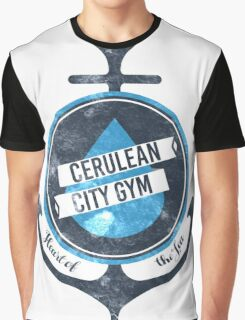 Cerulean City Gym Graphic T-Shirt