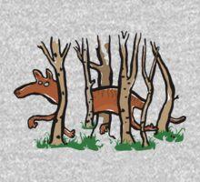 the elusive thylacine One Piece - Long Sleeve