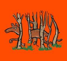 the elusive thylacine Kids Clothes