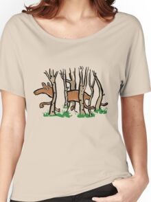 the elusive thylacine Women's Relaxed Fit T-Shirt