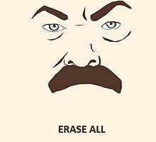 Erase All Pictures Of Ron by marinabonatti