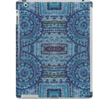 Cool Color Shape Mirror iPad Case/Skin